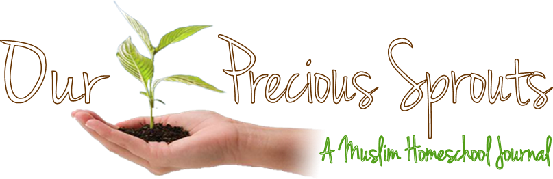Our Precious Sprouts' Homeschool Journal