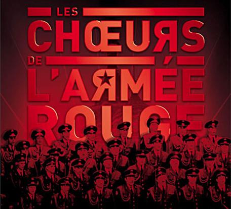 """Plaine, Ma Plaine"" - Red Army Chorus"