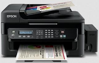 Epson L555 Driver Printer Download