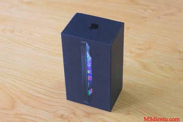 nguyên hộp Iphone 5 Trung Quốc