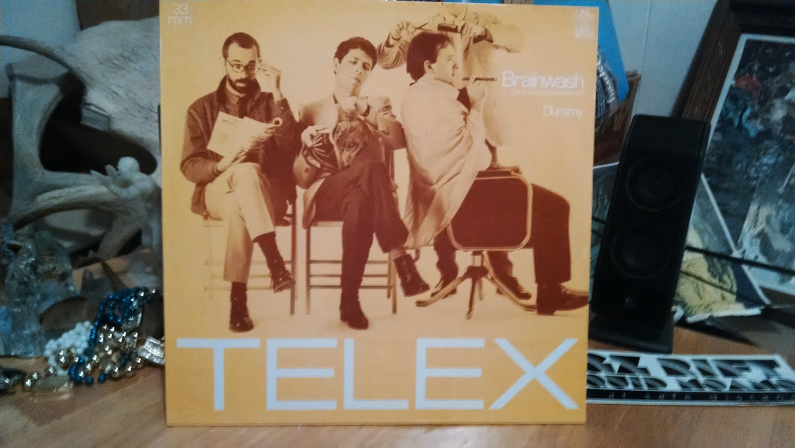 Telex Brainwash Long Version Special Mix