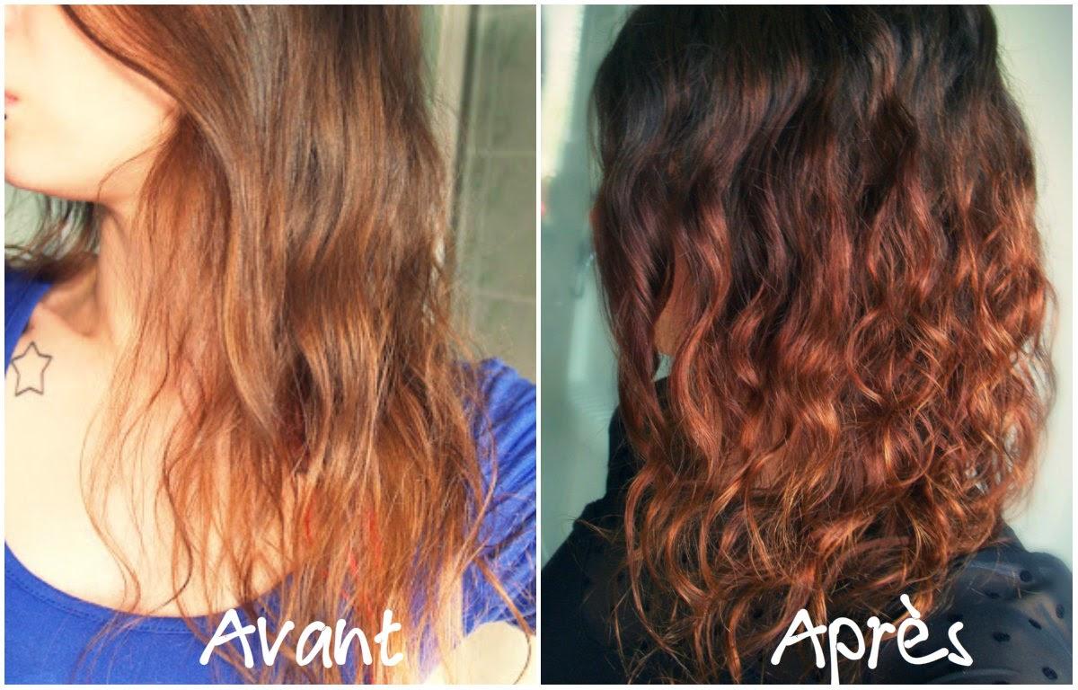 Très Le blog de Jola: Cheveux fins et bouclés : ma routine pour une  EN03