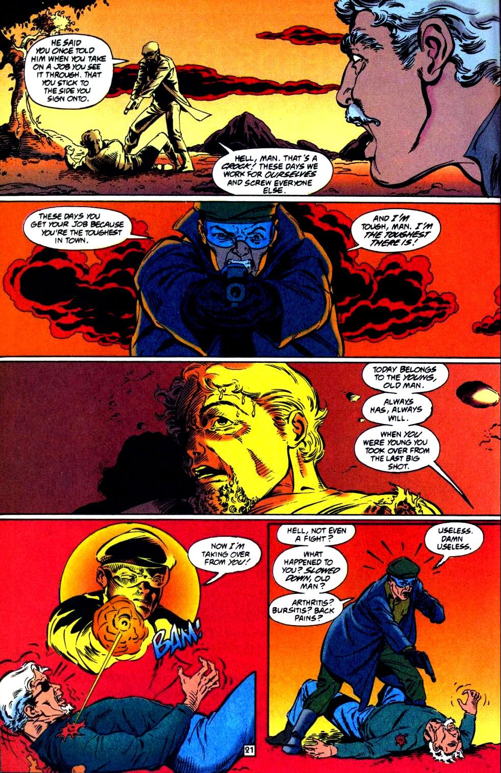 Deathstroke (1991) Issue #35 #40 - English 22