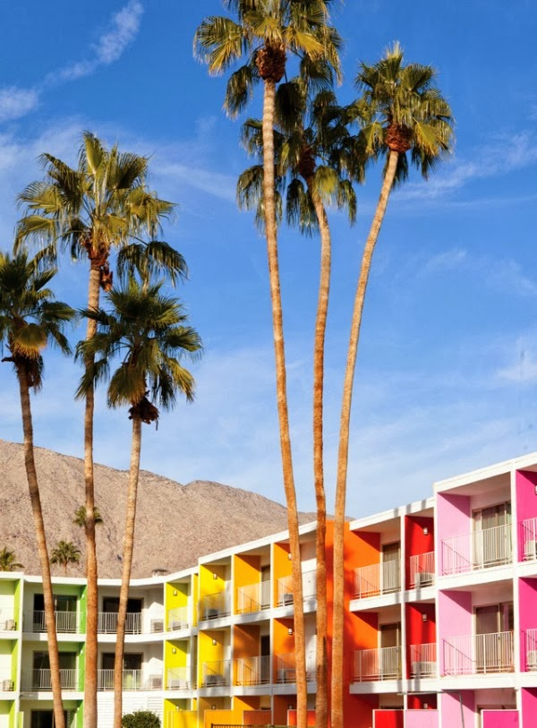 The Saguaro Hotel in Palm Springs www.geekchicrelative.blogspot.com