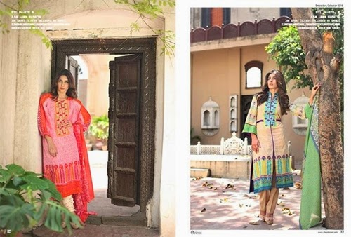Orient Spring/Summer Dresses 2014 Edition-3