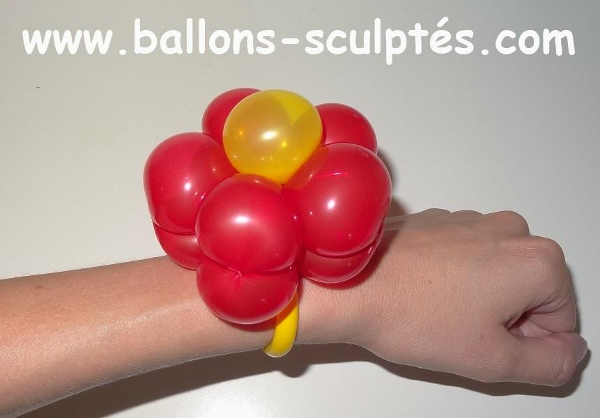 Comment faire une arche de ballon latest ballon de decoration pour fete de fin duanne rabat - Faire tenir des ballons en l air sans helium ...