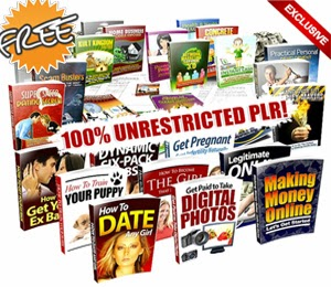 Download Free Ebook PLR!
