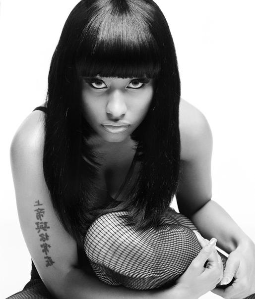 Nicki Minaj Topless Nude Photos 75