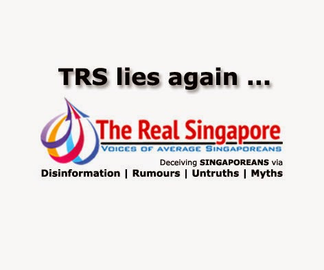 The Real Singapore Misleads Singapore