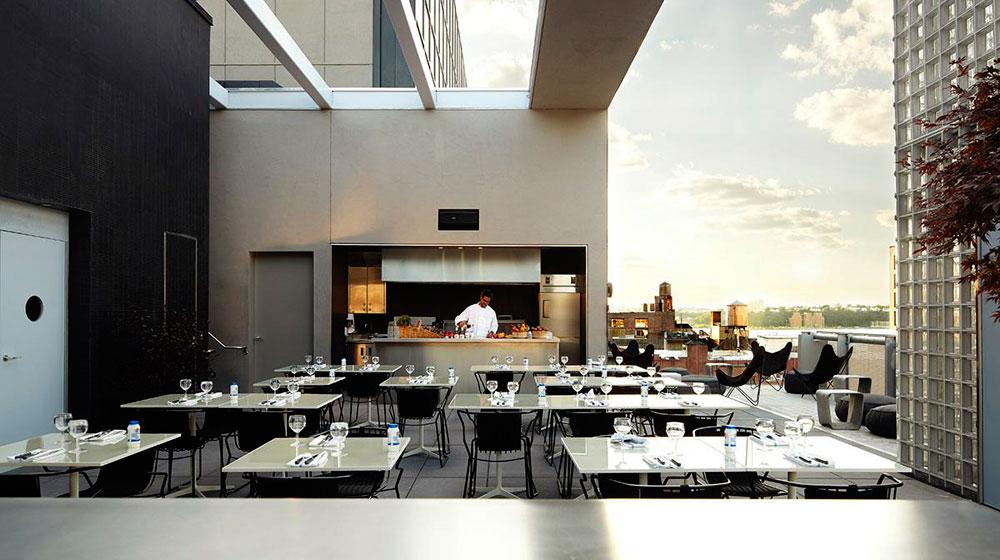 Luxury life design h tel americano new york for Americano new york