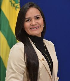 Vereadora Regiane Gomes