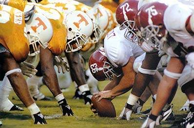 Bama vs UT