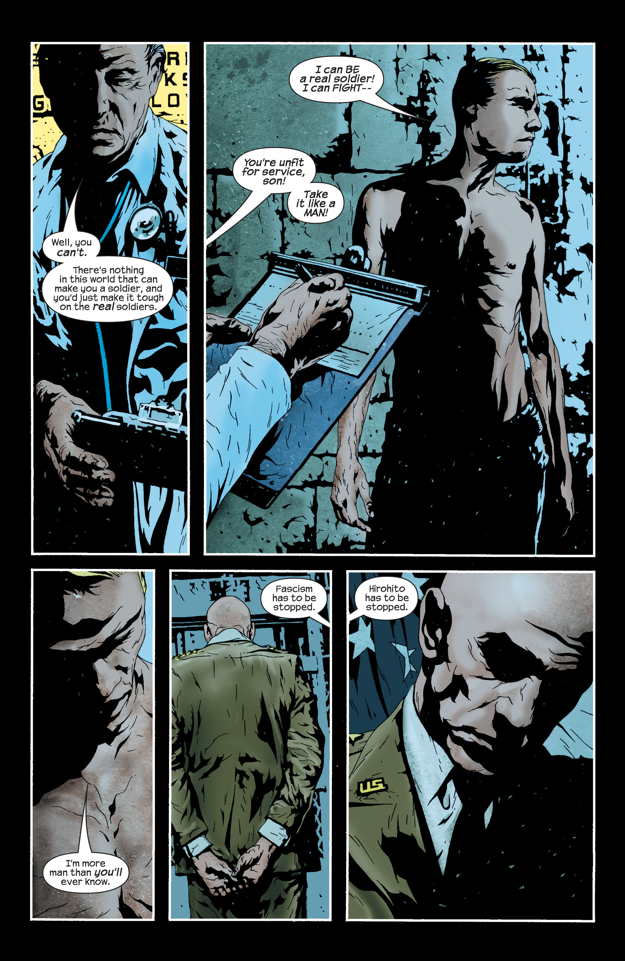 Captain America (2002) Issue #14 #15 - English 12