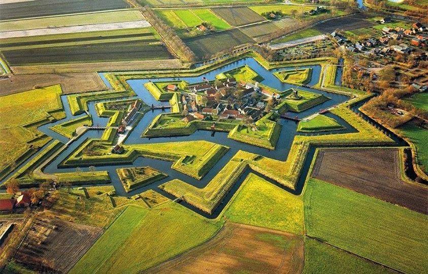 Fortezza di Naarden (Paesi Bassi)