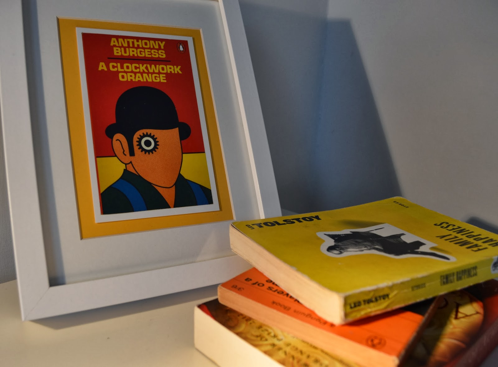 book&acuppa, book and a cuppa, book and cuppa, bookandcuppa, postcards from penguin, photograph, wall, home decor, inspiration, ikea frame, book cover, classic design, literature lover, home, picture frame