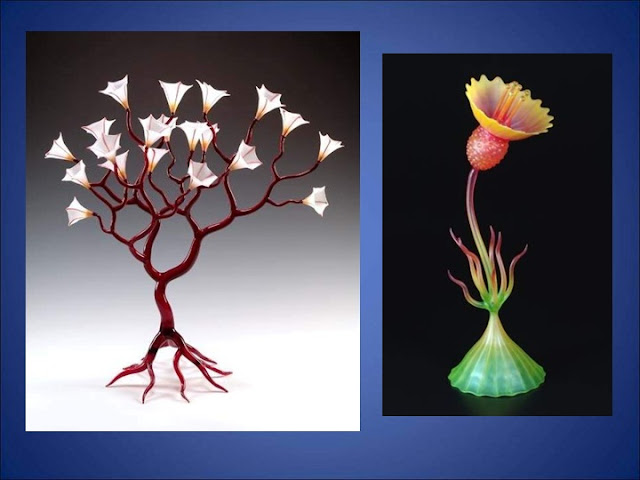 Glass Art by Robert Mickelsen