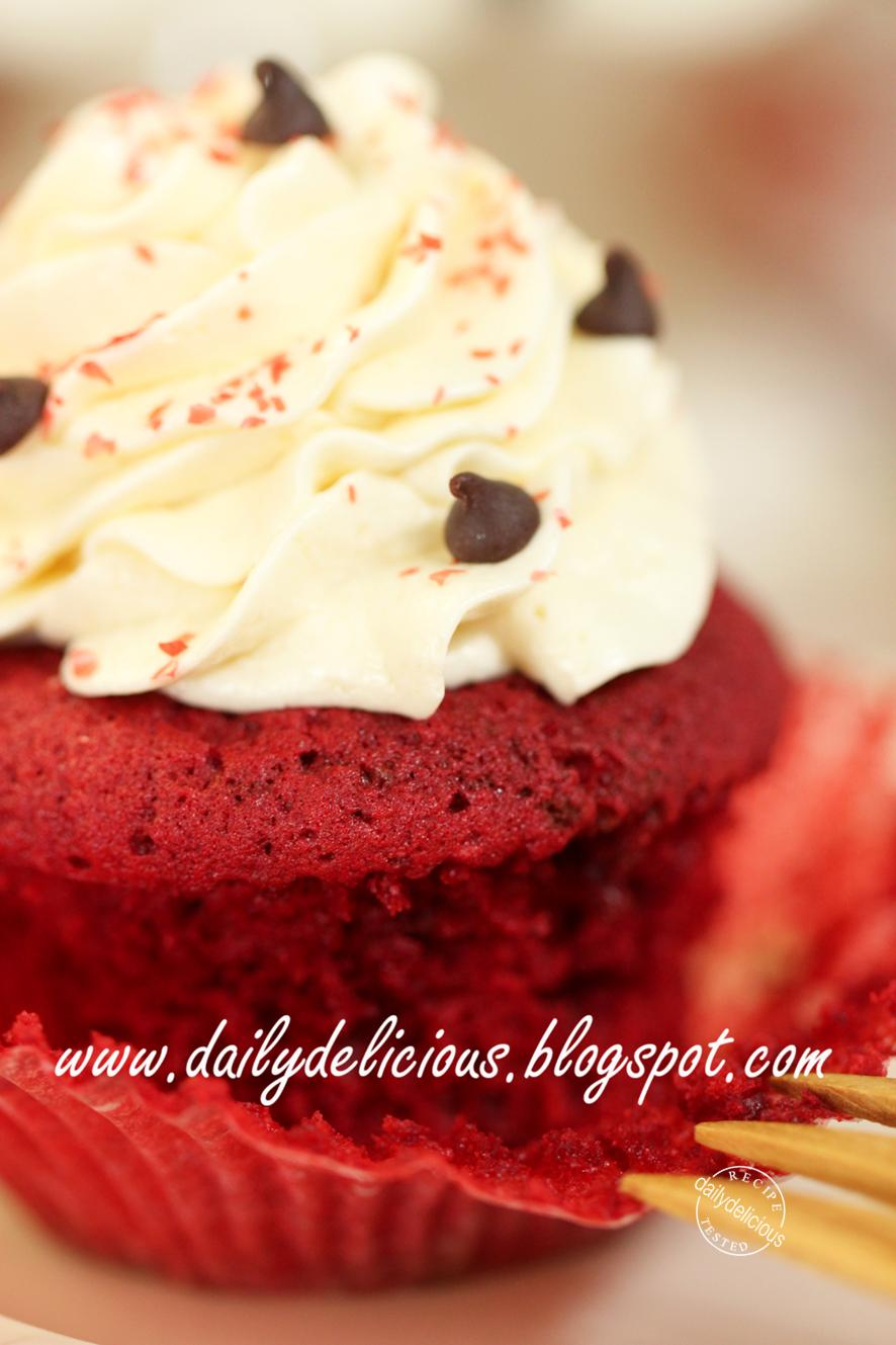 Spring Velvet Cake Recipe