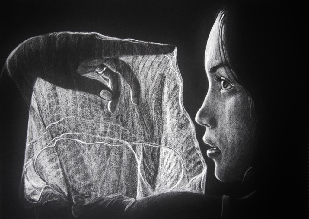 Dibujos for Papel pintado blanco y negro