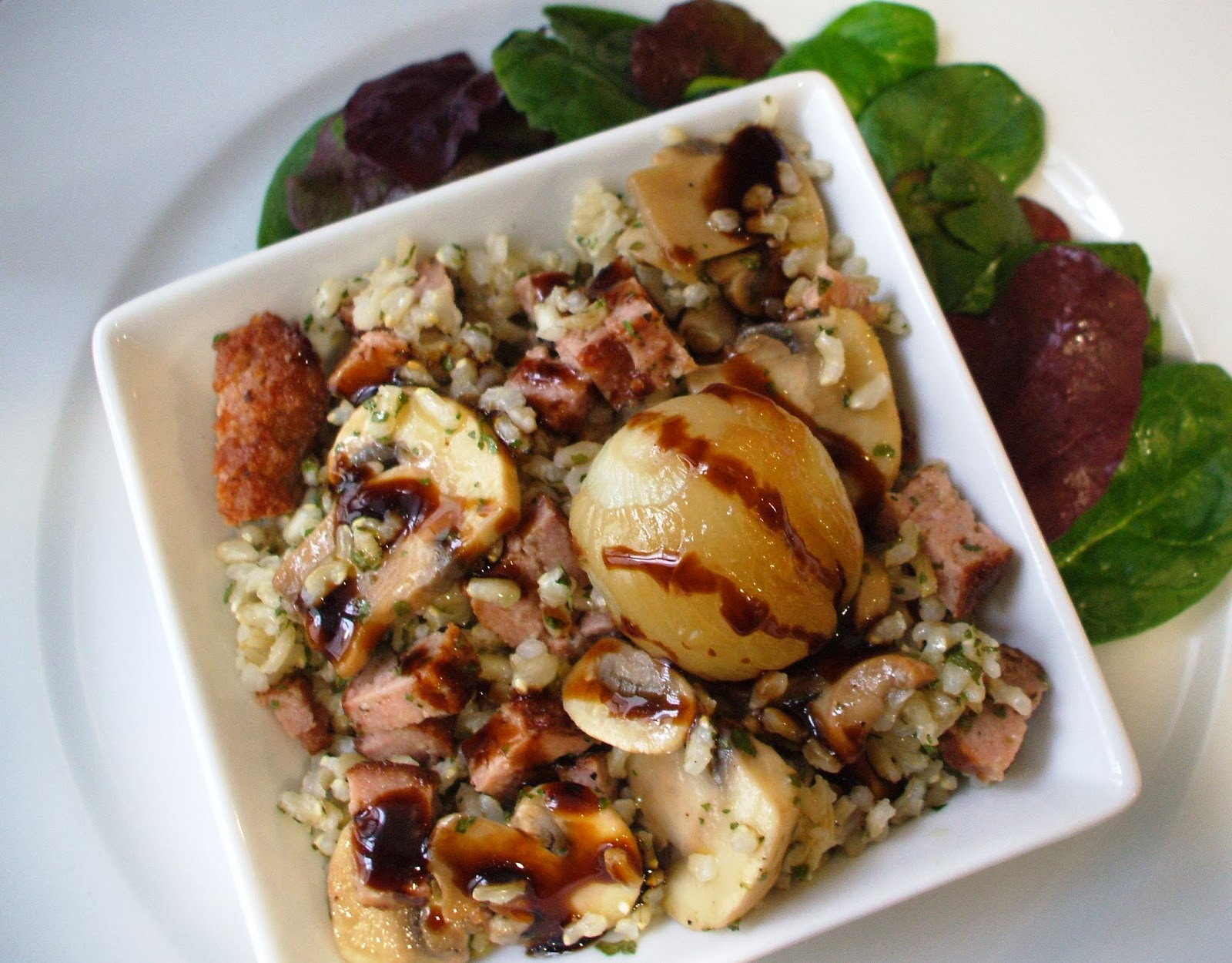 Misamigoscocinan ensalada de arroz integral - Ensalada de arroz light ...
