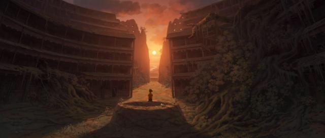 Hình ảnh phim Đại Ngư Hải Đường