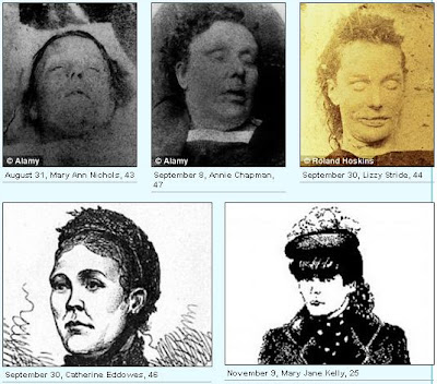 an analysis of the victims of jack the ripper Jack the ripper has 66 ratings and 16 reviews amy said: in jack the ripper: the  forgotten victims, paul begg and john bennett offer a compelling and ver.