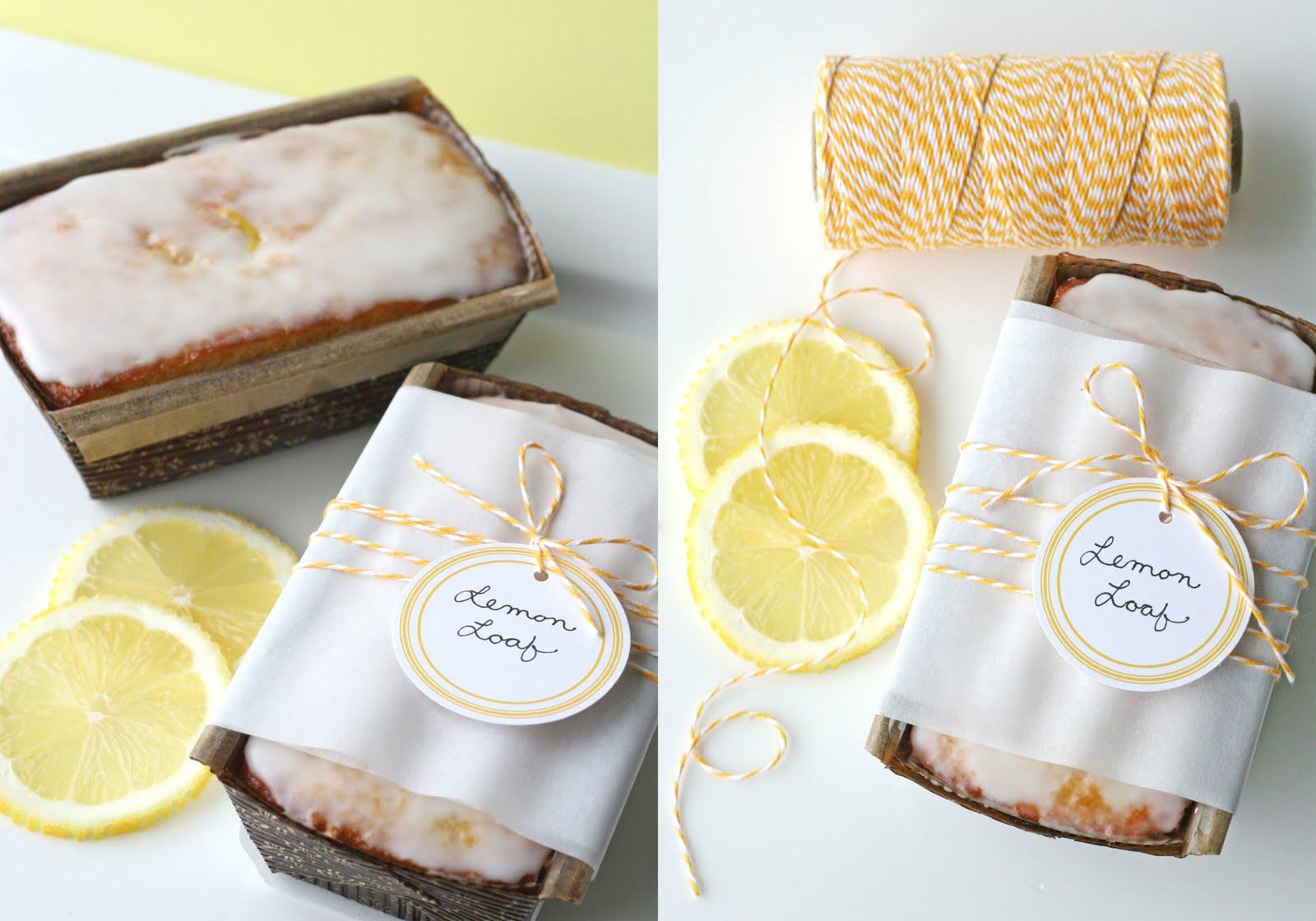 Glorious Treats: Lemony Lemon Bread