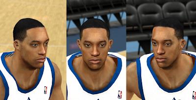 NBA 2K14 Evan Turner Cyberface Mod