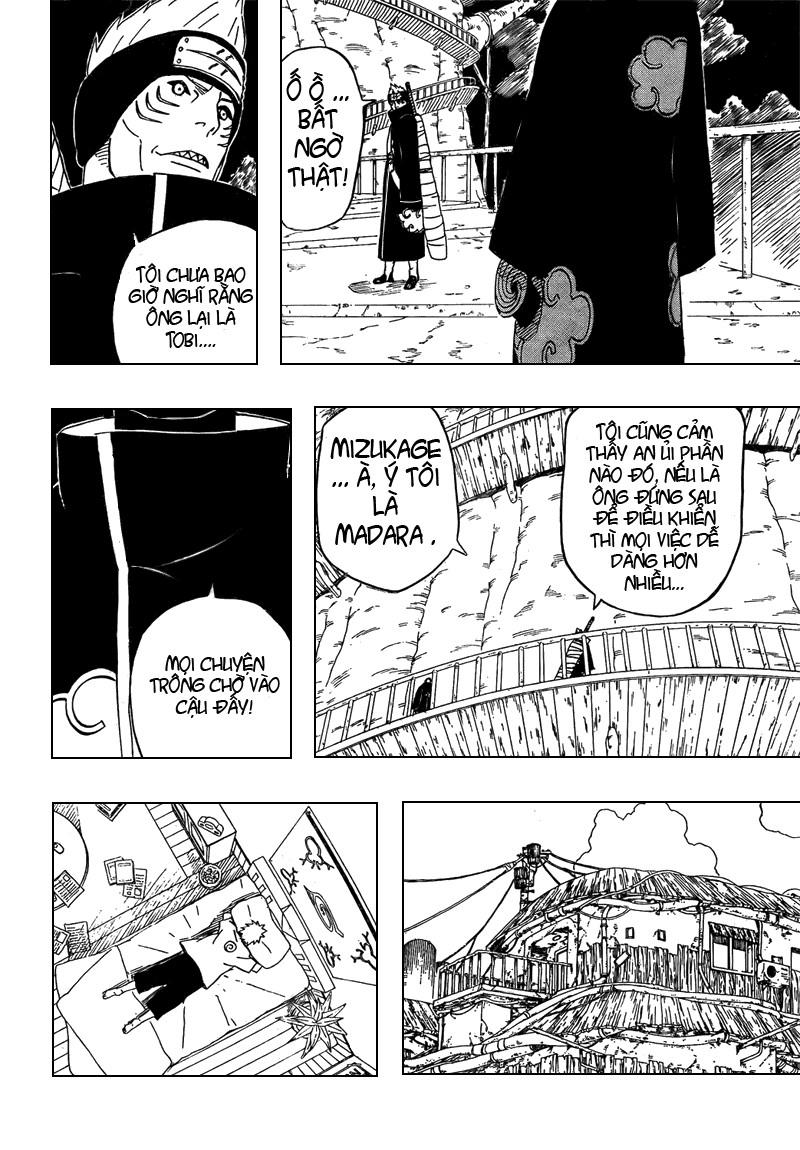 Naruto chap 404 Trang 2 - Mangak.info