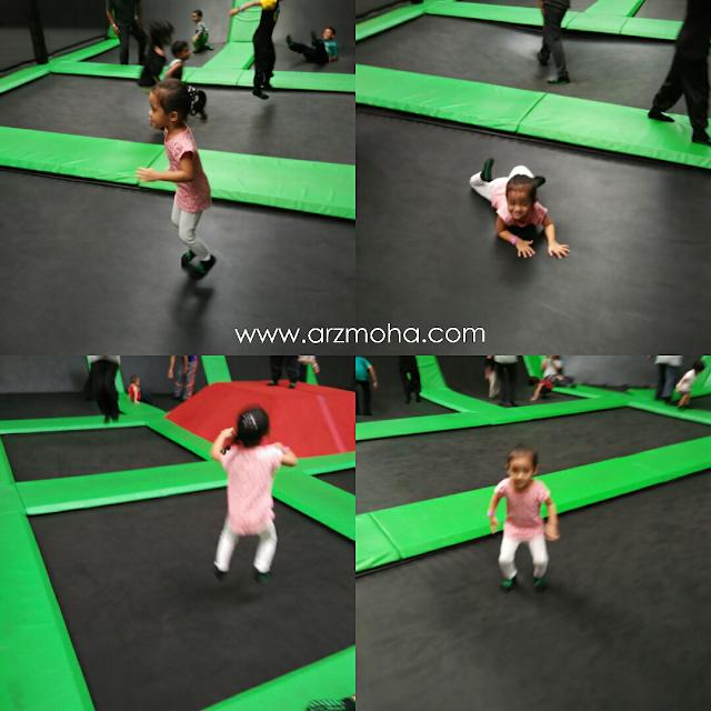 penang jumpstreet sesuai untuk kanak-kanak, jumpstreet trampoline park penang, jumpstreet, kids at jumpstreet,