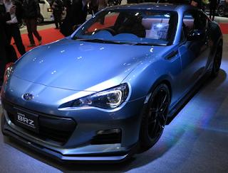 Neues Design 2015 Subaru BRZ Series Blue mit dem besten Performace
