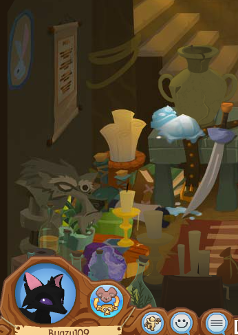 animal jam how to get to the basement of secrets