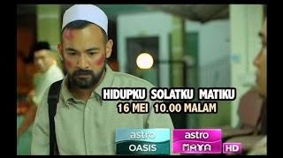 Hidupku Solatku Matiku (2015), Tonton Full Telemovie, Tonton Full Telemovie Melayu, Tonton Drama Melayu, Tonton Drama Online, Tonton Telemovie Online.