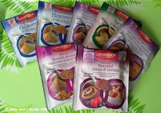 Linwoods mini superfood variety packs