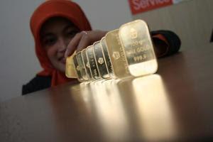 Harga emas hari ini Selasa 28 Agustus 2012