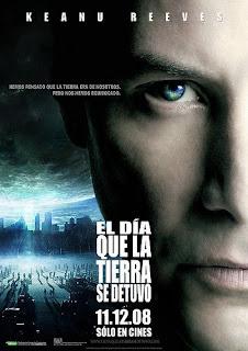 Poster de El Día que la Tierra se Detuvo