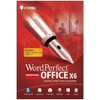 Corel WordPerfect Office X6 Professional 16