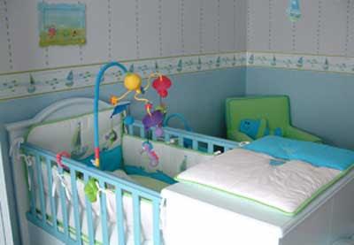 decorar dormitorios bebe