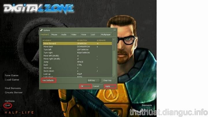 Download Game CF offline 4.0 – Đột kích Offline