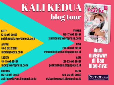 Blog Tour Kali Kedua