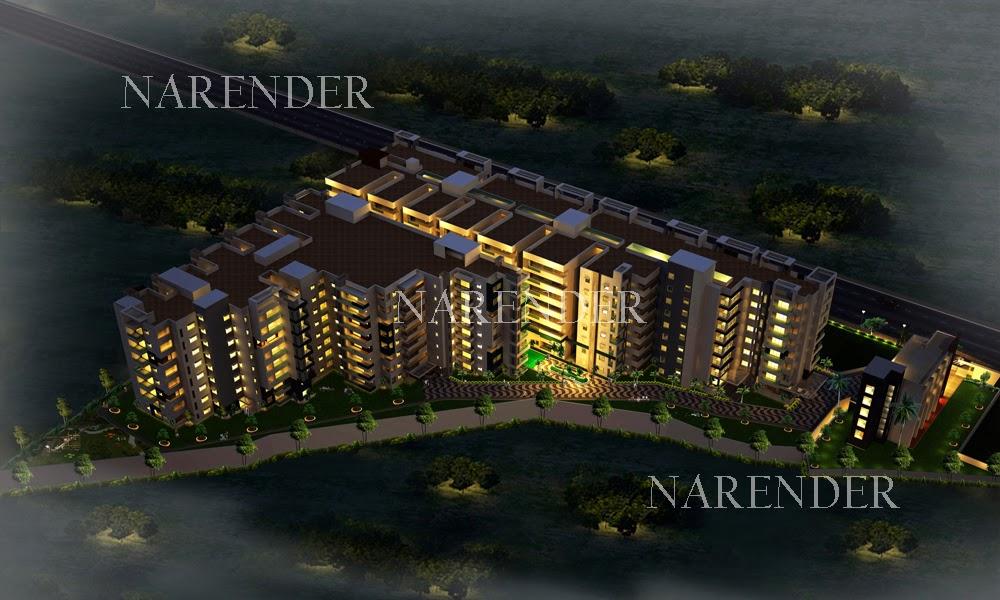 Narender 3d visualizer: EXTERIORS
