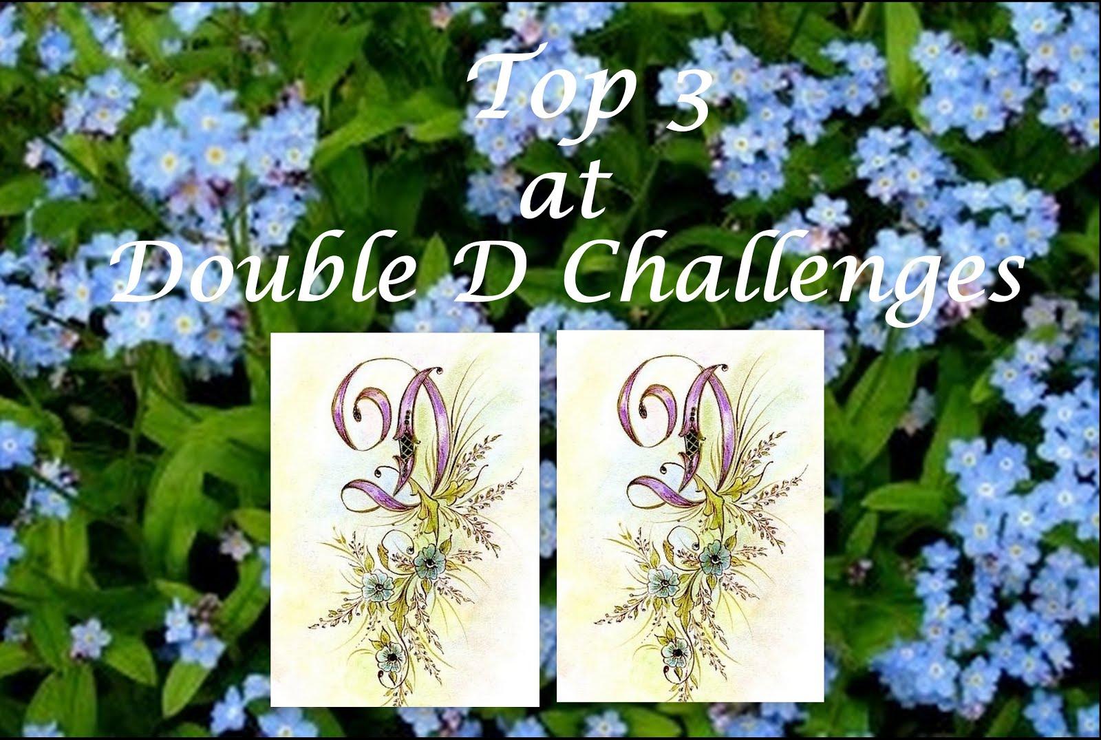 Top 3, June Challenge
