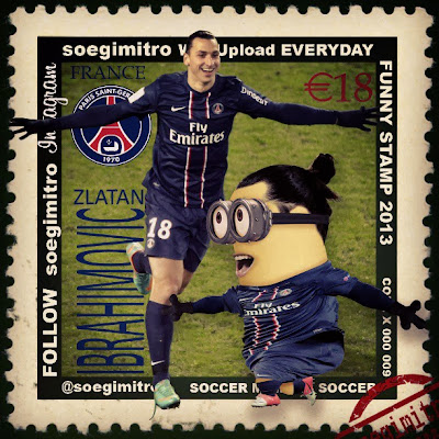 Zlatan Ibrahimovic Minion - Futbol Parodia
