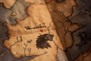 Game of Thrones winterfell stark sigil wolf