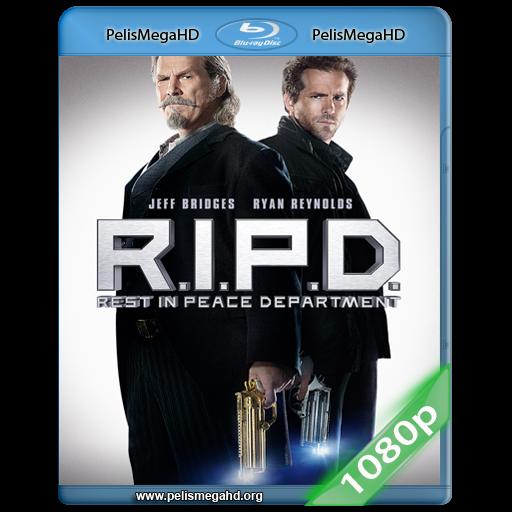 R.I.P.D (2013) 1080P HD MKV ESPAÑOL LATINO