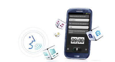 02 samsung galaxy s3 svoice New functions of the Samsung Galaxy S3