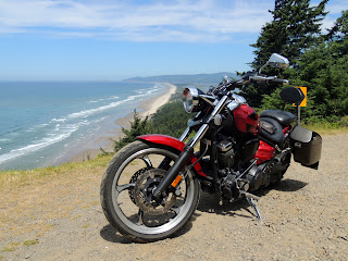 near Cape Lookout State park in Oregon