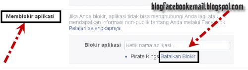 cara membatalkan blokiran game facebook