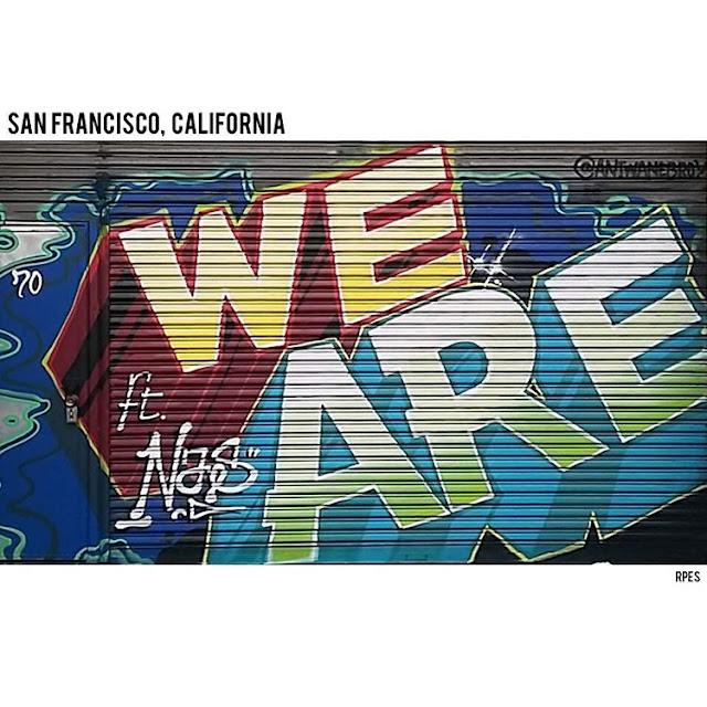 """Justin Bieber está obligado a borrar los graffitis de """"Purpose"""" en la ciudad de San Francisco."""