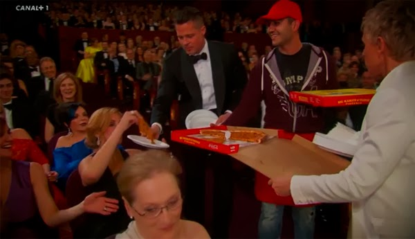 Catering Premios Oscars 2014