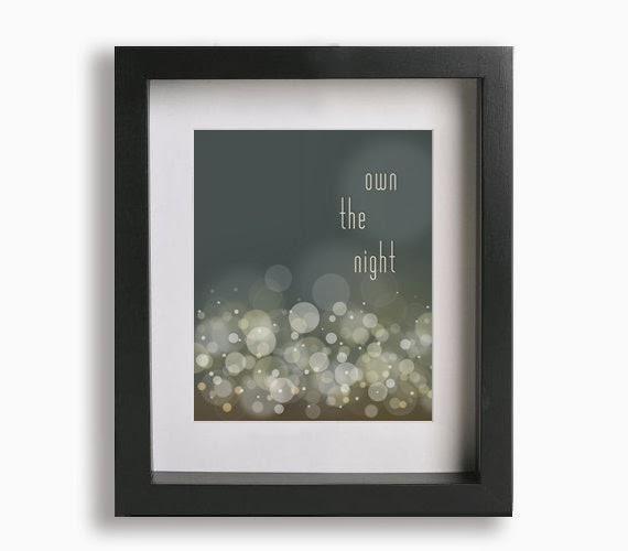 Firework / Katy Perry- Music Lyric Art Print - glitter, bokeh, wall decor, home decor, gift idea, celebration, wedding sign, party decor